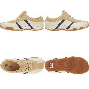 💦 Diesel ★ Wish Leather + Suede Sneakers ★ Beige
